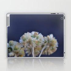 fluffy flower Laptop & iPad Skin