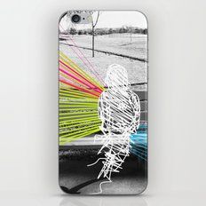 Benched iPhone & iPod Skin