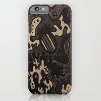 iPhone & iPod Case featuring The Great Divide Part III by Jennifer Leigh Whitfield