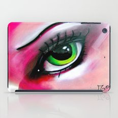 A Warm Woman iPad Case