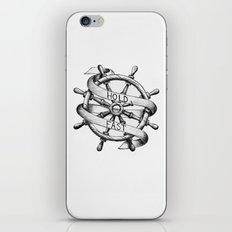 Hold Fast iPhone & iPod Skin
