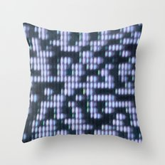 Painted Attenuation 1.2.4 Throw Pillow