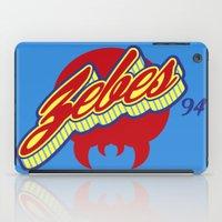 Zebes iPad Case