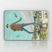 Tall Laptop & iPad Skin