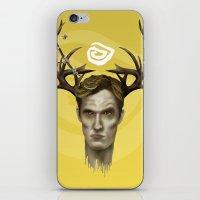 Notice King |True Dete… iPhone & iPod Skin