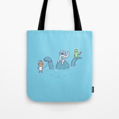 Mythical Creatures Tote Bag