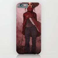 iPhone & iPod Case featuring Duel by Kelly Perry