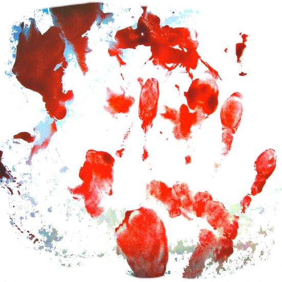 BLOODY Art Print