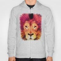 BIG CAT LION Hoody