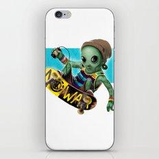 Area 51 Skate Park iPhone & iPod Skin