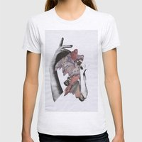 Arms Womens Fitted Tee Ash Grey SMALL
