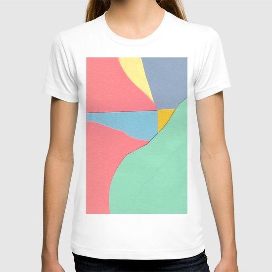 Land Three  T-shirt