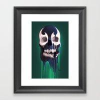 Venomus Framed Art Print
