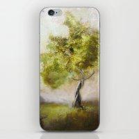 Windy Tree iPhone & iPod Skin