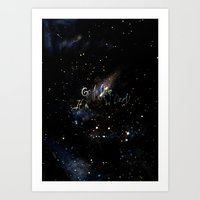 Go To Sleep,it'll Be Oka… Art Print