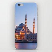 Istanbul Sunrise iPhone & iPod Skin