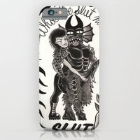 iPhone & iPod Case featuring Flash2 by kate collins