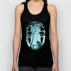 Lonely Spirit Unisex Tank Top