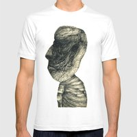 Chieftain Mens Fitted Tee White SMALL