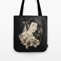 Plague Witch Tote Bag