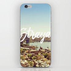 Straya iPhone & iPod Skin