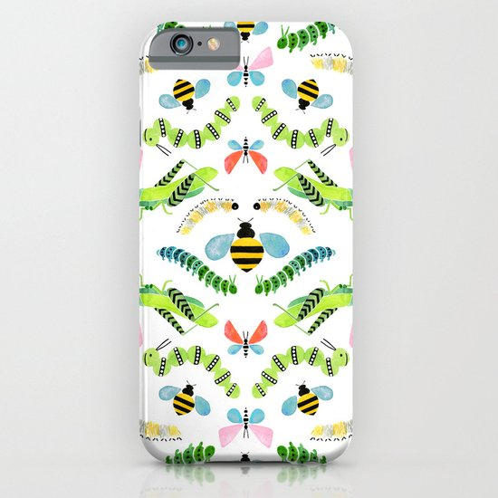 Caterpillars iPhone & iPod Case