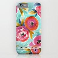 Rain Flower iPhone 6 Slim Case