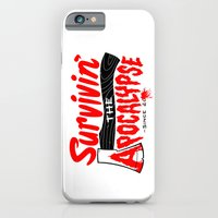 Survivin' iPhone 6 Slim Case