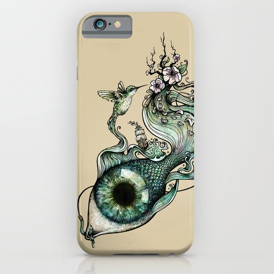 Flowing Inspiration iPhone & iPod Case