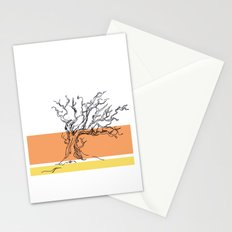 flame Stationery Cards