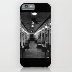 New York Subway Car #2 iPhone 6 Slim Case