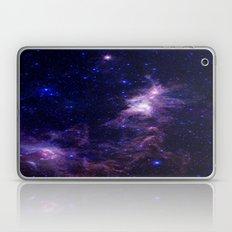 gAlAXY Purple Blue Laptop & iPad Skin