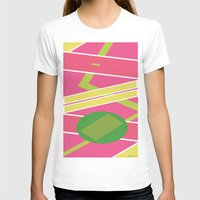 back to the future T-shirts featuring Back 2 The Future by TheArtGoon