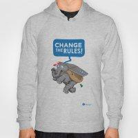 CHANGE The RULES Hoody
