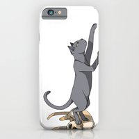 iPhone & iPod Case featuring The Cats by FindChaos