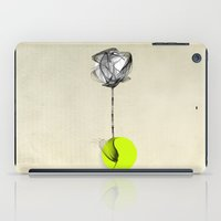 iPad Case featuring Green Monday by gwenola de muralt