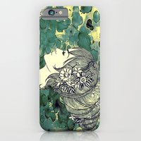 hive of hair iPhone 6 Slim Case