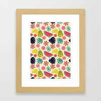 Tropicana  Framed Art Print