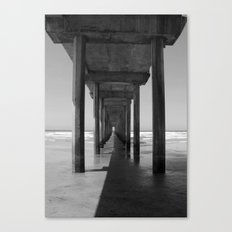 Rising Water: A Perspective on Climate Change Canvas Print