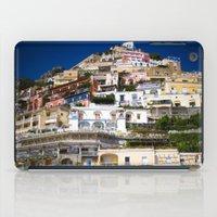 Positano Italy iPad Case
