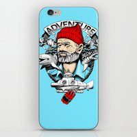 Adventure With Dynamite iPhone & iPod Skin