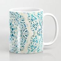 Watercolor Mandala Mug