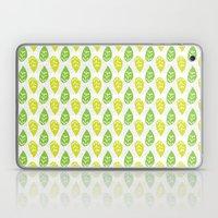Turn Over A New Leaf Laptop & iPad Skin
