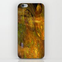 Exoplanet Nebula iPhone & iPod Skin