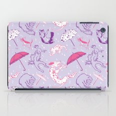 Raining Cats and Dogs iPad Case