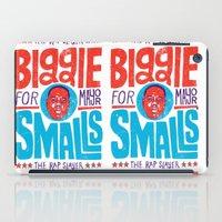 Biggie Smalls For Mayor iPad Case