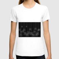 rain T-shirts featuring Rain by Kristijan D.