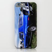 iPhone & iPod Case featuring '68 Mustang by Catherine Doolan