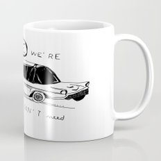 OFF TO BROOKLYN Mug