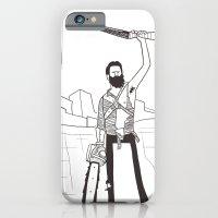 Hail to the Beard, baby iPhone 6 Slim Case